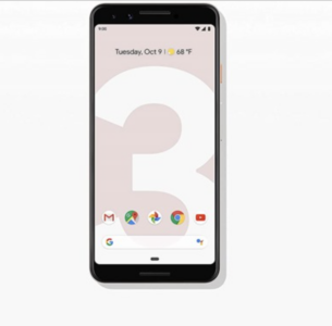 picture of Google Pixel 3 64GB Unlocked (Not Pink) Sale
