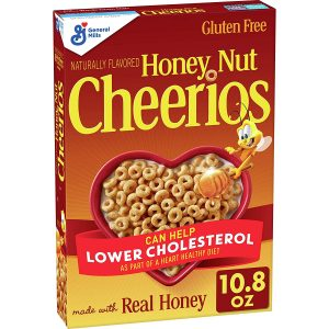 picture of Honey Nut Cheerios 10.8-oz Sale