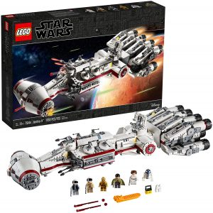 picture of LEGO Star Wars: A New Hope 75244 Tantive IV Building Kit (1768 Pieces) Sale
