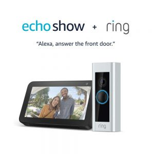 picture of Ring Video Doorbell Pro + Free Echo Show 5 Sale