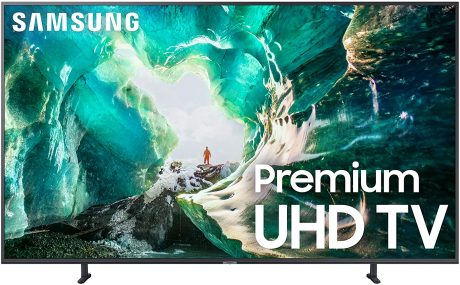 picture of Samsung Flat 82-Inch 4K 8 Series UHD Smart TV with HDR Sale