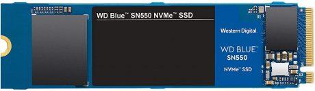 picture of Western Digital 1TB WD Blue SN550 NVMe Internal SSD Sale