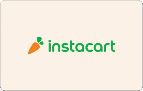 picture of $100 Instacart eGift Card for $80
