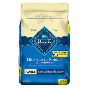 picture of Blue Buffalo Life Protection Formula Adult Dog Food, 36lbs, Sale