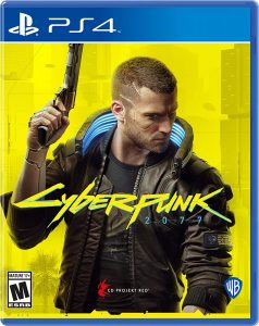 picture of Cyberpunk 2077 PS4 or Xbox One Sale