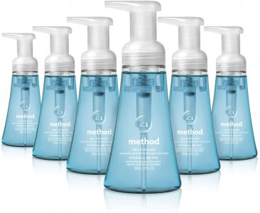 picture of Method Foaming Hand Soap, Sea Minerals 6-pk Sale