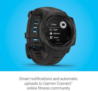 picture of Garmin Instinct, Rugged Outdoor Watch with GPS Sale