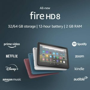picture of Fire HD 8 32GB Wi-Fi Tablet Sale