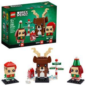 picture of LEGO Brickheadz Reindeer Building Toy Sale