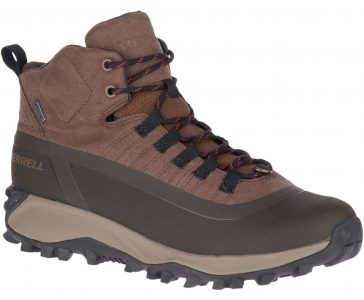 picture of Merrell Men's Thermo Snowdrift Mid Shell Waterproof Boots Sale