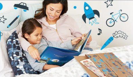 picture of Prime Book Box for Kids Sale