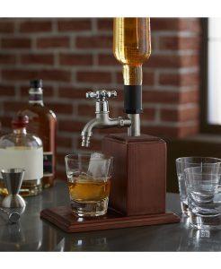picture of Studio Mercantile Vintage Wood Drink Dispenser Sale