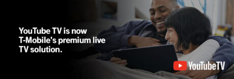 picture of T-Mobile/Sprint Customers: YouTube TV Discount: $10 Off Every Month for 12-Months