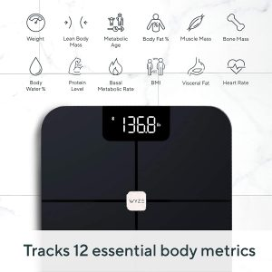 picture of Wyze Smart Scale, Bluetooth with App