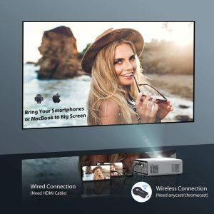 picture of Yaber V3 Mini Portable Projector Sale