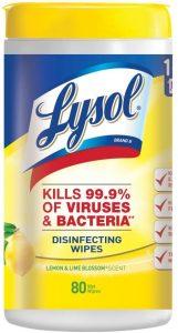 picture of Lysol Smart Multi-Purpose Cleaner Kit, Citrus, Sale