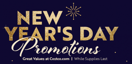 picture of Costco New Years Sale
