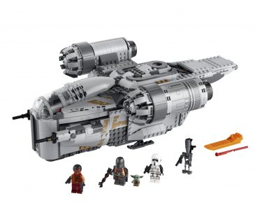picture of LEGO Star Wars The Mandalorian The Razor Crest