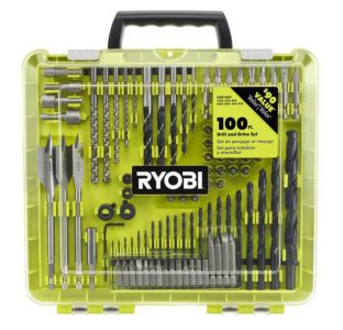 picture of Ryobi 100 Piece Drill and Drive Set Sale