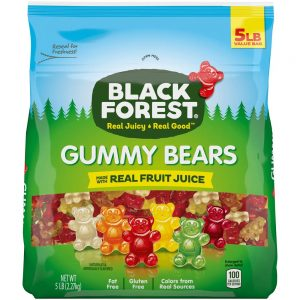 picture of Black Forest Gummy Bears 5-lb Sale