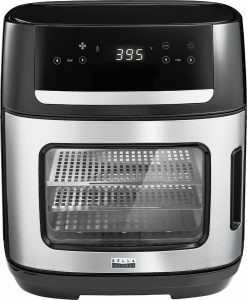 picture of Bella Pro Series - 4-Slice Convection Toaster Oven + Air Fryer with Dehydrator Sale
