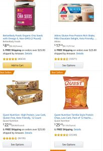 picture of Buy 2, save 50% on 1 select Food Items