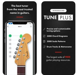 picture of Fender Tune Guitar App w/ Free Access to Tune Plus