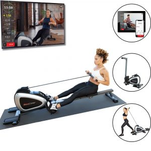 picture of Fitness Reality 1000 Plus Magnetic Rowing Machine Sale