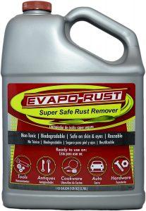 picture of Evapo-Rust Water-Based & Non-Toxic Rust Remover, 1-Gallon, Sale