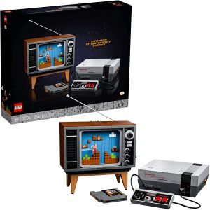 picture of LEGO Nintendo Entertainment System