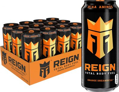 picture of Reign Total Body Fuel, Orange Dreamsicle 16oz, 12pk