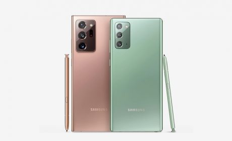 picture of Samsung Trade-In Promo: Trade Galaxy S10, Get Note20 5G Smartphone