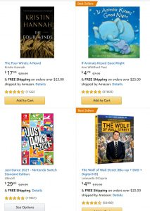 picture of 3 for the price of 2 - Select Books, Video Games, More