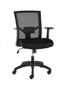 picture of Staples Ardfield Mesh Back Fabric Task Chair Sale