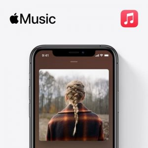picture of Apple Music and News+ 6 Months Free