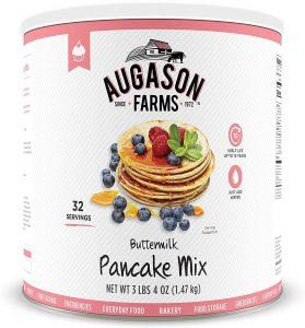 picture of Augason Farms Buttermilk Pancake Mix 32 servings Sale
