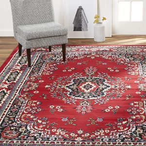 picture of Home Dynamix Premium Sakarya Traditional Area Rug, 5'2