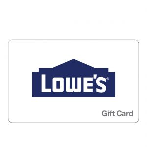 picture of In-Store Digital Coupon: 10% Off on Lowe's Gift Card