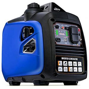 picture of Hike Crew HCIG2250 Portable Inverter Generator 2250 Watt Sale