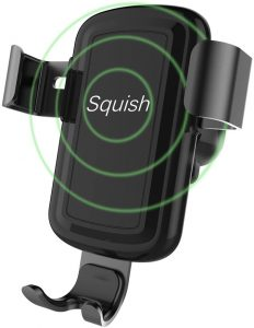 picture of Squish Wireless Qi Car Mount Charger for Smartphones Sale