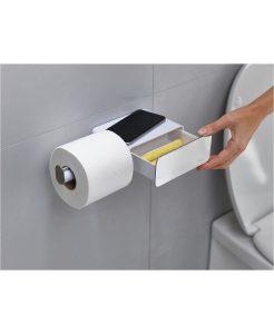 picture of Joseph Joseph EasyStore Steel Toilet Roll Holder Sale