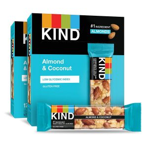 picture of KIND Bars Almond and Coconut 24-ct Sale