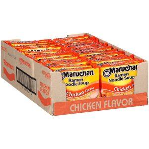 picture of Maruchan Flavor Ramen Noodles, Pork 24pk Sale
