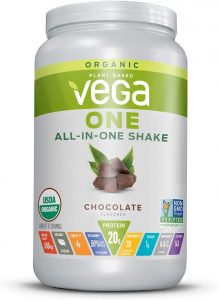picture of Vega One Organic Meal Replacement Plant Based Protein Powder 25oz Sale