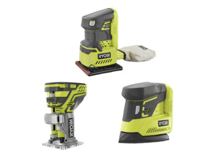 picture of Ryobi ONE+ 3-Tool 18V Cordless Combo Kit Sale