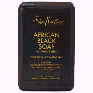 picture of SheaMoisture African Black Eczema & Psoriasis Soap Sale