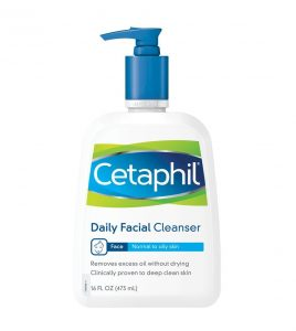 picture of Cetaphil Facial Cleanser, 16Oz Pack of 2, Sale