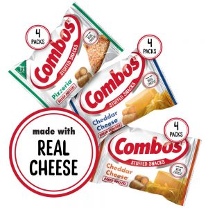picture of Combos Variety Pack Fun Size Baked Snacks 12-Count Sale
