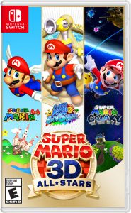 picture of Super Mario 3D All-Stars, Nintendo Switch, Sale