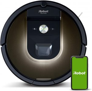 picture of iRobot Roomba 981  Wi-Fi Robot Vacuum Sale